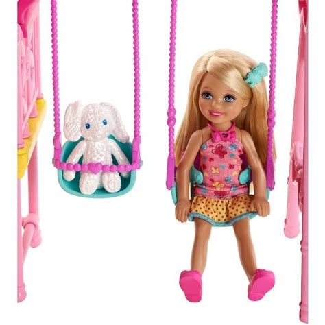 barbie swing set barbie chelsea swing set toys games dolls