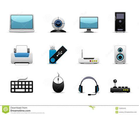 imagenes libres hardware iconos del hardware fotos de archivo imagen 15003443