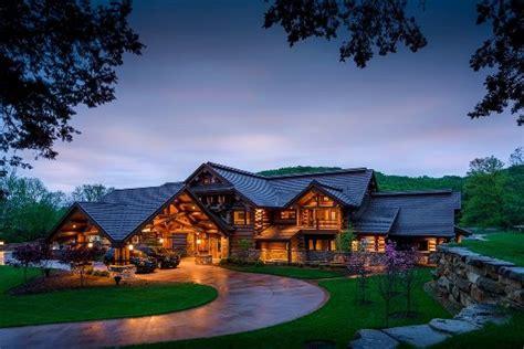 tony homes inside tony stewart s indiana log home columbus in my
