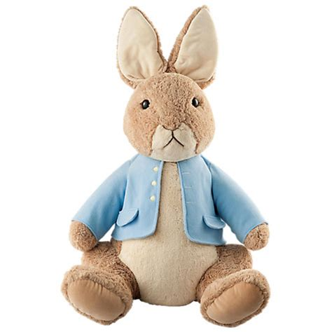Buy Beatrix Potter Peter Rabbit Giant Plush Soft Toy