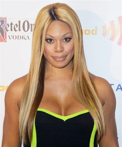 laverne cox laverne cox picture 8 glaad hosts its annual new york