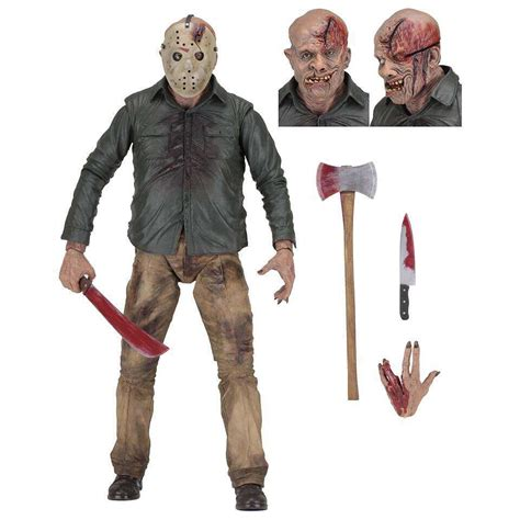 Neca Friday The 13th Jason 18 Inch neca friday the 13th the chapter 18 inch jason figure now available to order