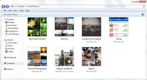 icloud photostream for android icloud photostream to pc