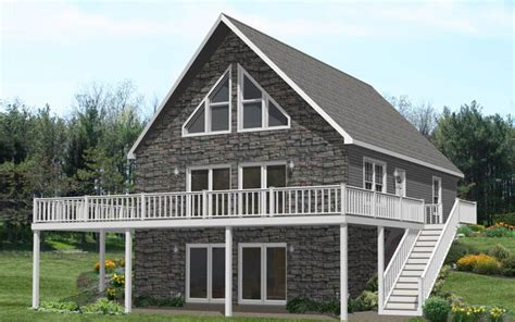 chalet style house plans penniman modular home floor plan