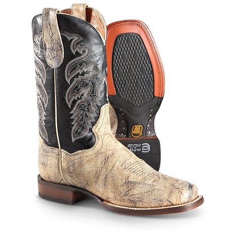 mens western boots s dan post 174 11 quot rock on western boots black