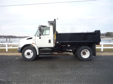 used trucks used 2012 international 4300 dump truck for sale in in new