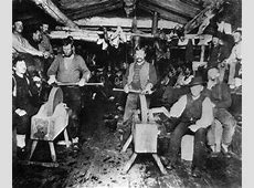 Logging Camp Gallery | Historic Sites Minnesota Historical ... Logging Camp History