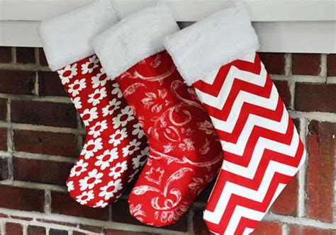 stocking designs 15 cheap cool unique personalized christmas stocking
