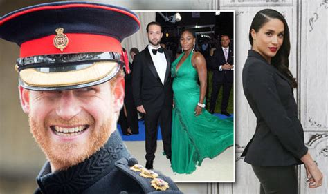 prince harry and meghan markle serena williams wedding prince harry and meghan markle news update is this why