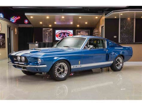 classic mustang gt500 1967 ford mustang fastback shelby gt500 recreation for