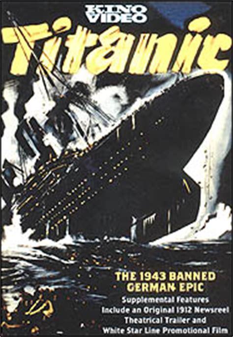 titanic film german titanic 1943 film wikipedia