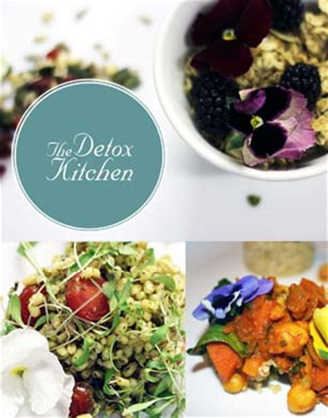 Detox Kitchen Menu by Win 3 Days Worth Of The Detox Kitchen Meal Plan Stylenest