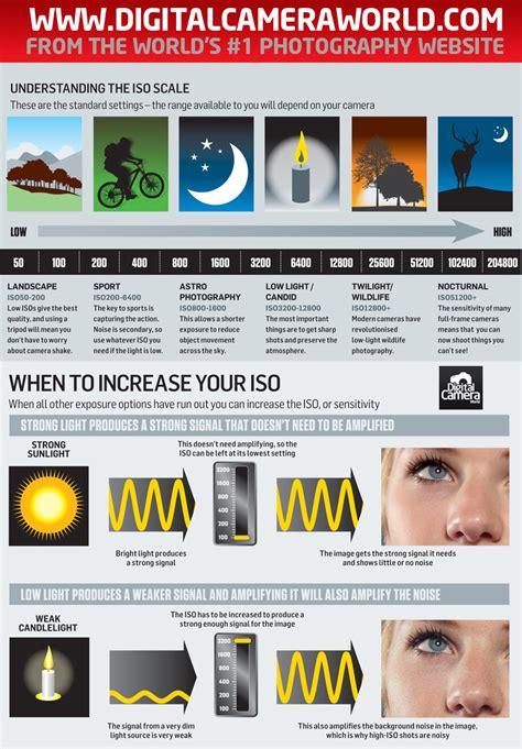 infographics cheat sheets  photographer