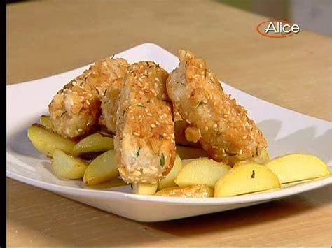 fior di nasello findus ricette tv bocconcini di fiori di nasello findus con patate