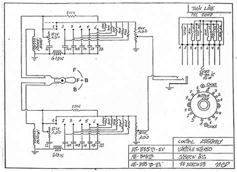 yamaha attitude bass wiring diagram efcaviation
