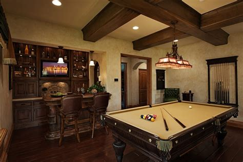 Game room bar ideas living room contemporary with built in wine rack travertine stone tile