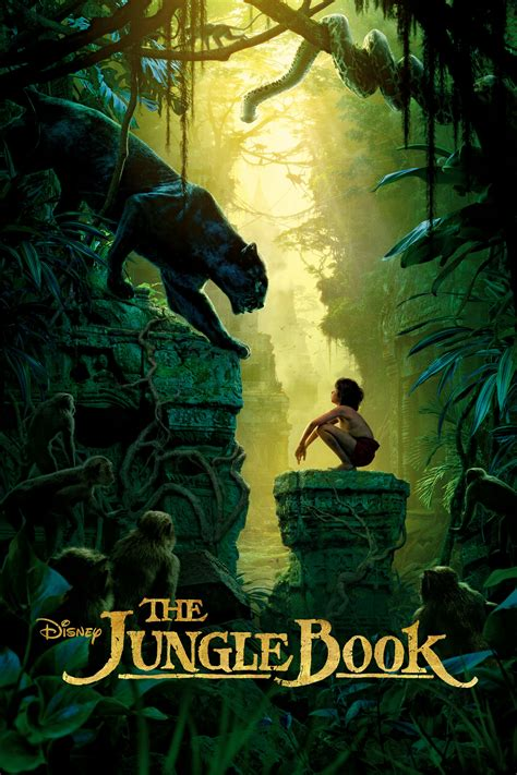 pictures from the jungle book the jungle book 2016 posters the database tmdb