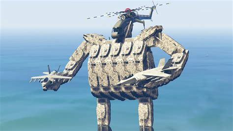 robot film gta v gigantic robot mod gta 5 mods funny moments youtube