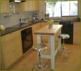 Kitchen With Small Island small kitchen island with seating ikea home design ideas