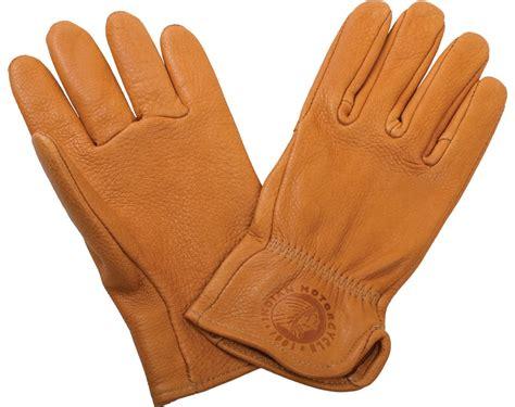 motorcycle gloves men s deerskin glove indian motorcycle