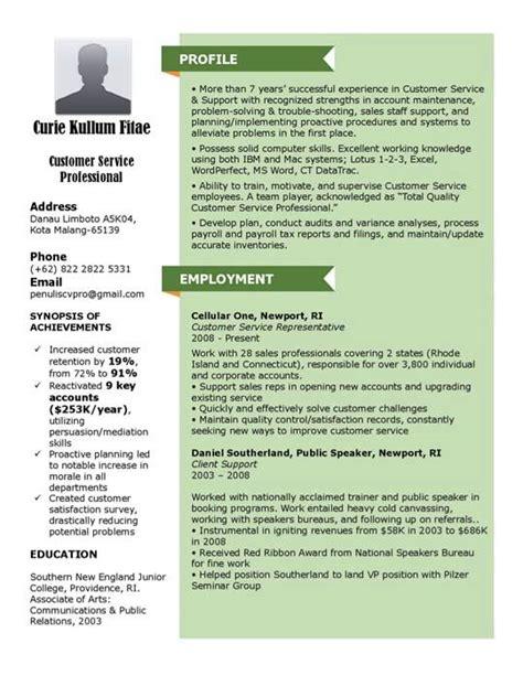 Resume Cv Dalam Bahasa Inggris Contoh Cv Bahasa Inggris 081 335 088 305