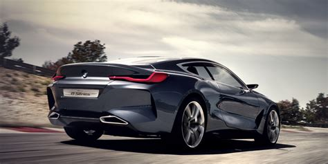 bmw s newly revealed concept 8 series is a modern day coupe