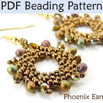 bead stores st petersburg fl earrings beading tutorial st petersburg sitch simple