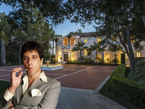 Scarface House by Scarface Mansion On Sale For 18 Million Business Insider
