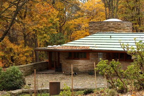 House Knob by Kentuck Knob House Plans House And Home Design