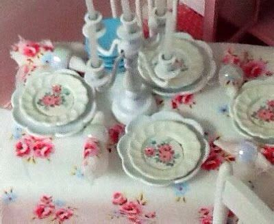 Table Settings Ideas Ribbonwood Cottage Tablescapes Shabby Cottage Vintage