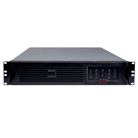 apc smart ups rackmount 2u 120v 3000va black box