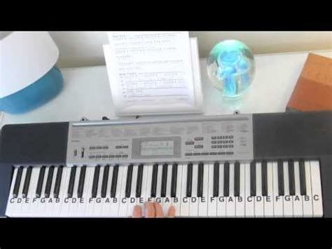 how to play this light of mine on piano how to play this light of mine sunday
