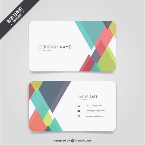 Template Para Tarjetas Bussines Card by Nuevos Dise 241 Os Gratis De Tarjetas De Presentaci 243 N
