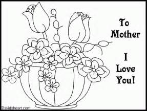 mothers day coloring sheets free coloring pages of of birthday