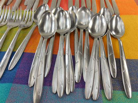Where To Buy Good Kitchen Knives sohnaco japan mid century stainless flatware atomic