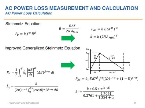 inductor ac loss inductor loss equation 28 images study of ac power loss of high frequency gapped inductors