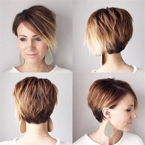 360 view of pixie haircuts with long bangs 125 best images about 2016 haircuts on pinterest short