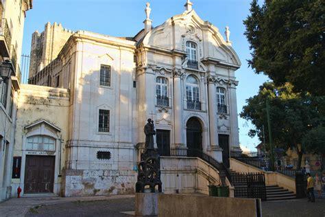 igreja de santo antonio lisbon churches portugal