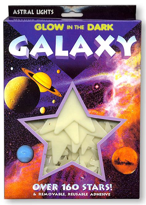 Deluxe Glow In The deluxe glow in the galaxy of 160