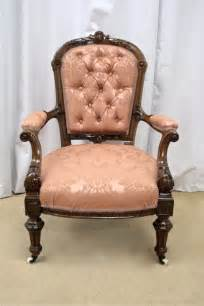 victorian armchair victorian walnut armchair antiques atlas