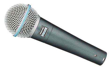 Mic Sure Beta58a shure beta 58a review supercardioid dynamic microphone