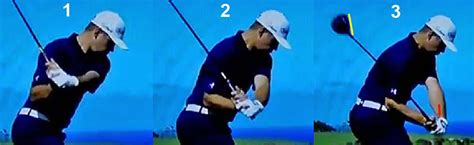 left wrist golf swing 2014