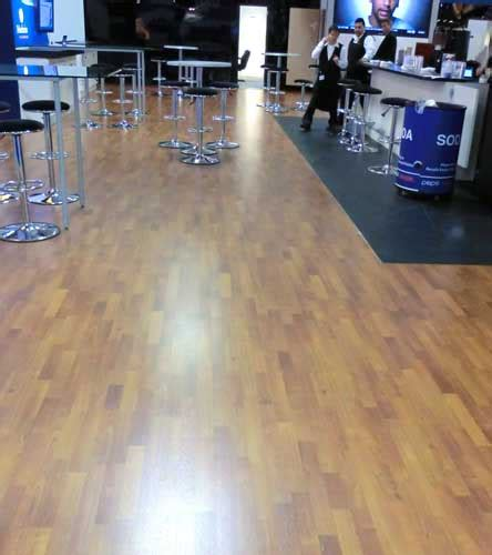 Mcnabb Flooring by Tradeshow Flooring For Budget Minded Exhibitors Exhibit