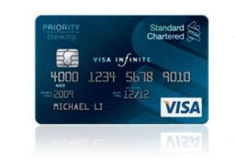 Standard Chartered Gift Card - 13 most exclusive credit cards in singapore singapore business review
