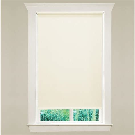 5 head l shades hton bay cut to width cream cordless room darkening 6