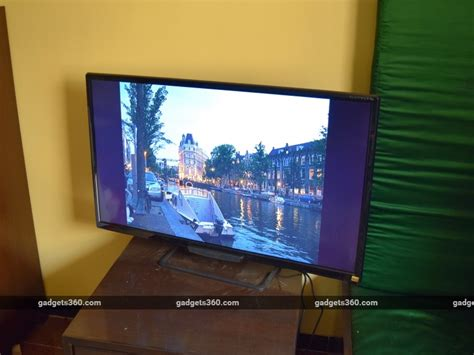 Tv Digital 40 Inch videocon 40 inch liquid luminous hd tv kv40fh11cah review ndtv gadgets360