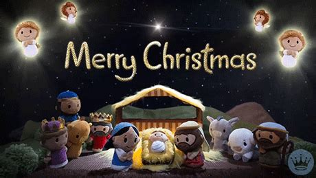 merry christmas gif  hallmark ecards find share  giphy