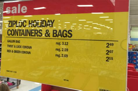 Fabulous Deals Not To Miss Bag Bliss by Great Deal On Ziploc Bags Containers At Meijer Starting