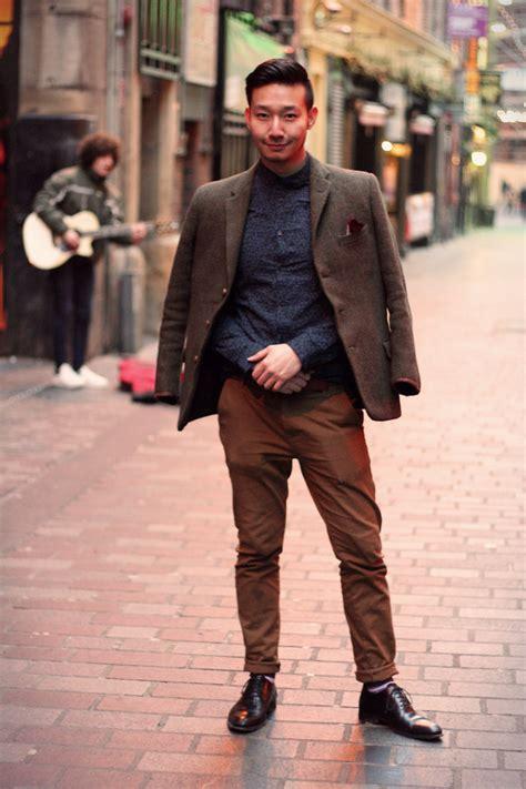 Kemeja Casual Lfc Black athikarn kevin woolf vintage green tweed blazer h m shirt asos brown trousers massimo dutti