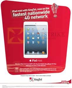 singtel mini mobile broadband 75 plan comex 2013